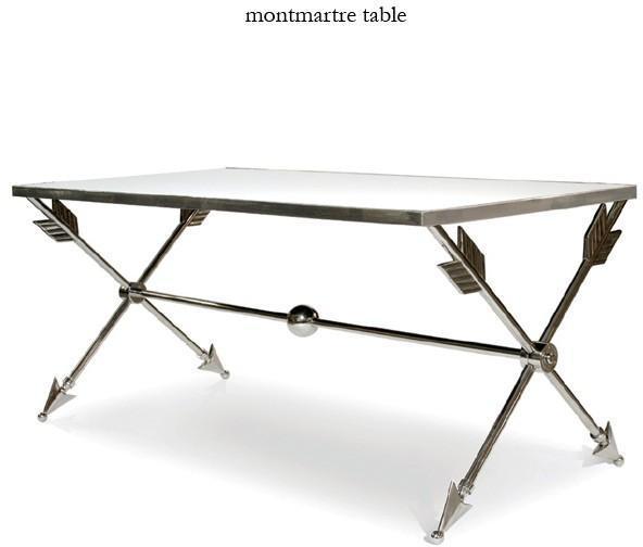 Jonathan Adler - montmartre table by jonathan adler