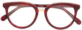 Stella McCartney Eyewear round framed glasses