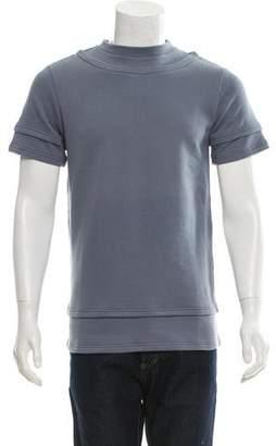 Rochambeau Layered Pullover T-Shirt w/ Tags