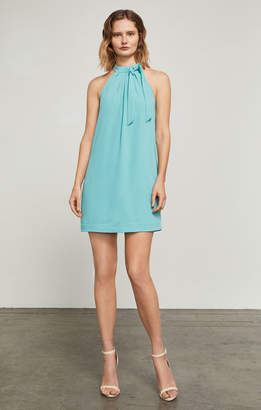 BCBGMAXAZRIA Doris Halter Shift Dress