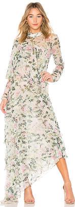 HEMANT AND NANDITA x REVOLVE Long Sleeve Dress