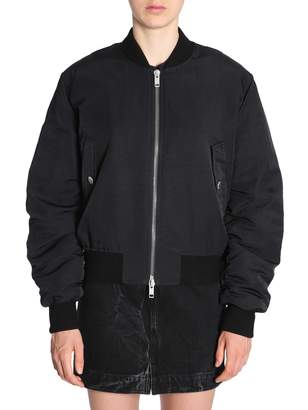 Givenchy 4g Embroidered Bomber Jacket