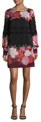 Laundry by Shelli Segal Floral Shift Dress