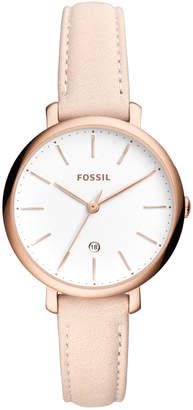 Fossil Jacqueline Beige Watch ES4369