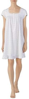 Eileen West Short Sleeve Short Nightgown