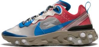 Nike React Element 87/Undercover - 'Light Beige' - Light Beige Chalk/Signal Blue