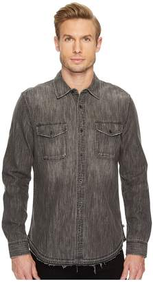 AG Adriano Goldschmied Benning Long Sleeve Denim Shirt Men's Long Sleeve Button Up