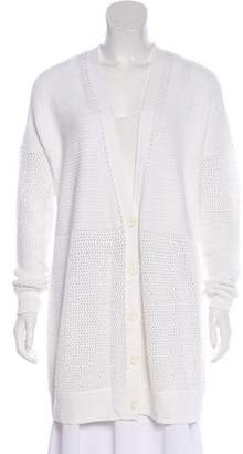 Vince Textured Knit Cardigan w/ Tags