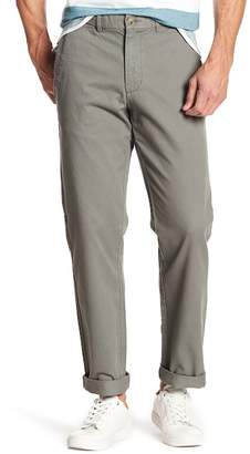 "Black Brown 1826 Henry Classic Fit Chino Pants - 30-34"" Inseam"