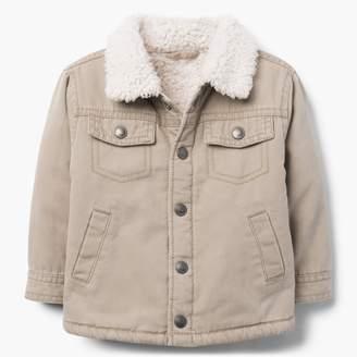 Gymboree Sherpa Jacket