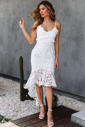 Rumor Emma Midi Dress