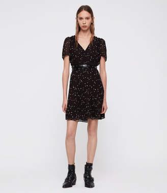 AllSaints Lucia Star Dress