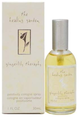 Coty The Healing Garden Gingerlily Theraphy By For Women. Positivity Cologne Spray 1.0-Ounce Bottle