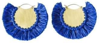 Ricardo Rodriguez Design Pavone Earrings