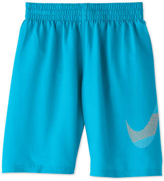 "Nike Big Boys Mash Up Breaker 8"" Volley Swim Trunks"