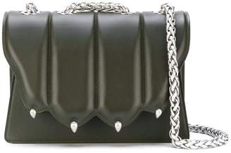 Marco De Vincenzo paw shaped shoulder bag