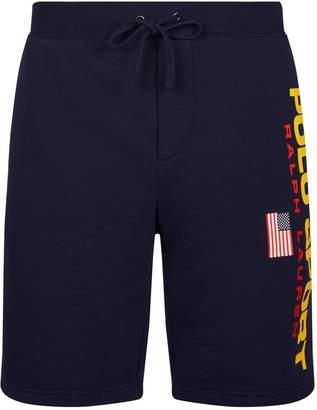Polo Ralph Lauren Logo Print Shorts