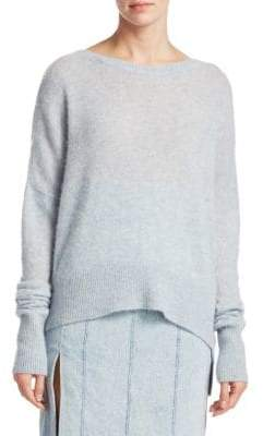 ADAM by Adam Lippes Cashmere Crewneck Sweater