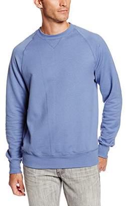 Hanes Men's Nano Premium Lightweight Fleece Sweatshirt