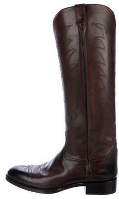 Tom Ford Bet Tor Tall Leather Boots