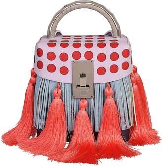 The Volon Fringed Tassel Shoulder Bag