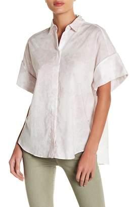 IRO Kil Floral Short Sleeve Shirt