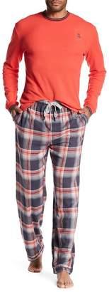 Psycho Bunny Flannel Pant Set
