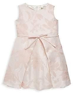 b5cbc23091bb7 Helena and Harry and Harry Little Girl s  Girl s Sleeveless Jacquard Dress