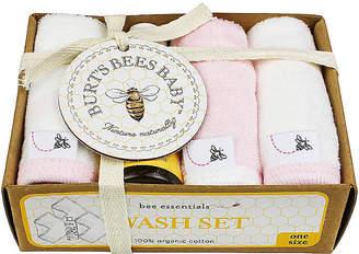 Burt's Bees Washcloth Box