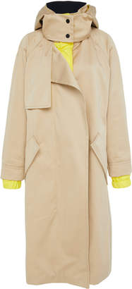 Sportmax Alvaro Cotton Trench Coat