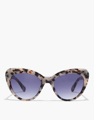 Madewell J.Crew Veranda Cat-Eye Sunglasses