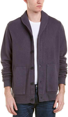 Velvet by Graham & Spencer Jasper Sherpa Cardigan