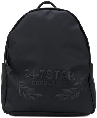 DSQUARED2 branded backpack