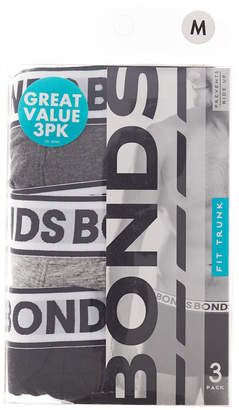 Bonds Fit Trunk 3 Pack