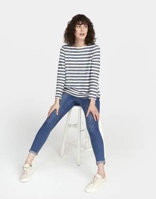 Joules Caroline Zip Back Sweatshirt