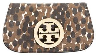 Tory Burch Amanda Leather Clutch