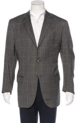 Isaia Bamboo & Wool Sport Coat