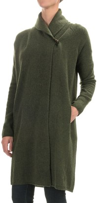 Adrienne Vittadini Wool-Yak Cardigan Sweater (For Women) $49.99 thestylecure.com