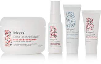 styling/ Briogeo Hair-o-scopes Kit