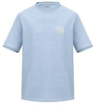 Loewe Anagram T-Shirt Sky-Blue