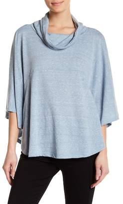 Olive + Oak Olive & Oak Cowl Neck Flare Sleeve Sweater