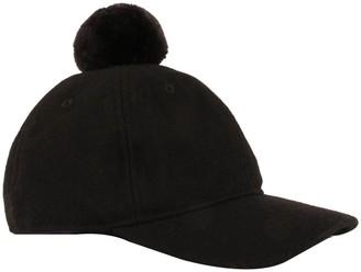 LITTLE ELEVEN PARIS Rox Pompom Helmet $40.80 thestylecure.com