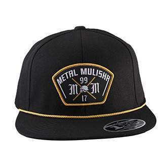 Metal Mulisha Men's Commando Snapback Hat