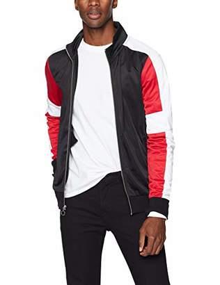 2xist Men's Zip Up Track Jacket Outerwear