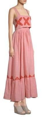 Carolina K. Back Bow Dress