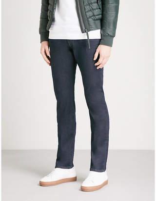 True Religion Rocco Lacey relaxed-fit skinny jeans