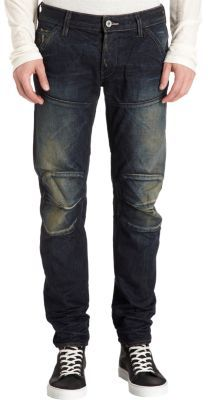 G Star Hunter 5620 3D Low Tapered