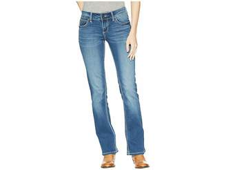 Wrangler Western Retro Mae Jeans Mid-Rise