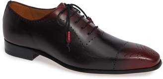 Mezlan Genaro Medallion Toe Oxford