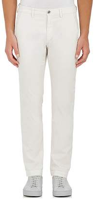 Mason MEN'S STRETCH-COTTON SLIM-FIT TROUSERS